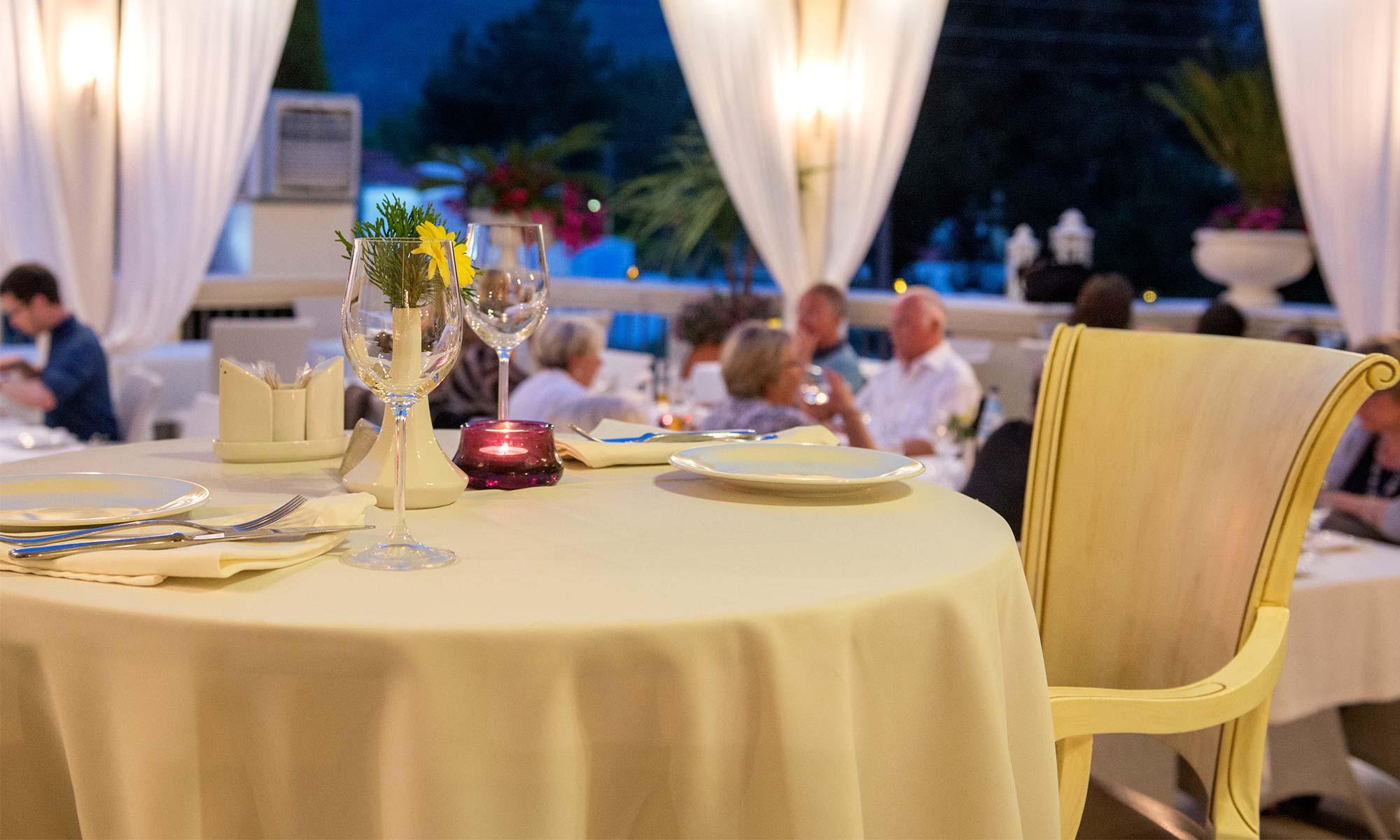 Menu - La Terrasse Restaurant